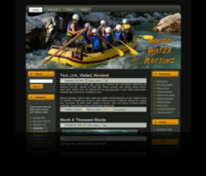 Rafting WP Theme