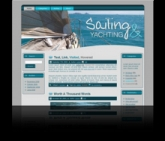 Sailing WP Theme Private Label Rights