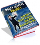 Money Secrets Volumn I Private Label Rights