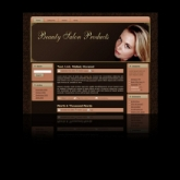 Beauty Salon WP Theme Private Label Rights