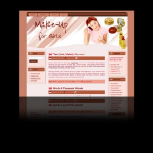 Makeup WP Theme