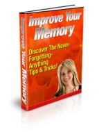 Improve Your Memory Private Label Rights
