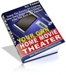Your Own Home Movie Theater Private Label Rights