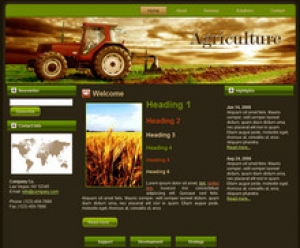 Tractor WP Theme