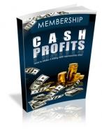 Membership Cash Profits Private Label Rights