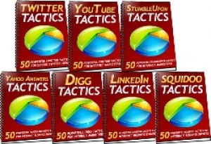 350 Social Media Tactics