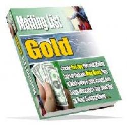 Mailing List Gold