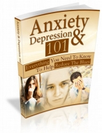 Anxiety & Depression 101 Private Label Rights