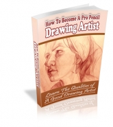 How To Become A Pro Pencil Drawing Artist Private Label Rights
