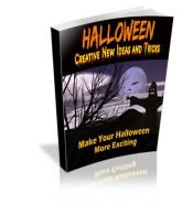 Halloween - Creative New Ideas And Tricks Private Label Rights