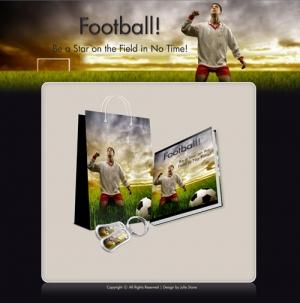 Football - Minisite & Content