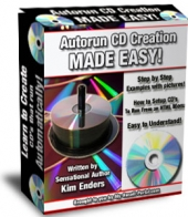 Autorun CD Creation Made Easy! Private Label Rights