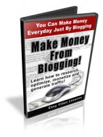 Make Money From Blogging! Private Label Rights