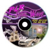 PLR Tidal Wave Private Label Rights
