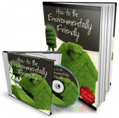How to be Environmentally Friendly! Private Label Rights
