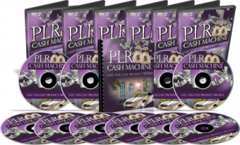 PLR Cash Machine