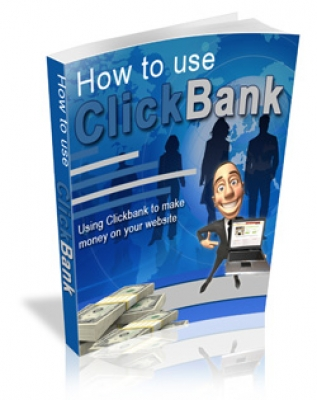 How To Use ClickBank