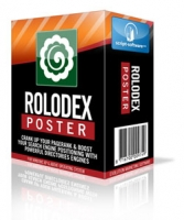 Rolodex Poster Private Label Rights