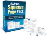 Super Squeeze Page Pack Private Label Rights