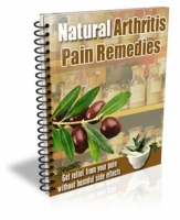 Natural Arthritis Pain Remedies Private Label Rights