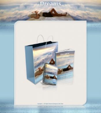 Dreams Minisite Graphics