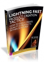 Lightning Fast Product Creation Tactics Private Label Rights