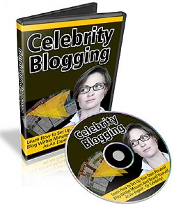 Celebrity Blogging