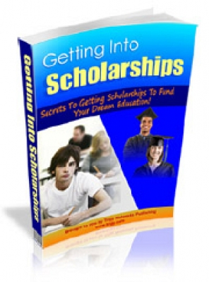 Getting Into Scholarships