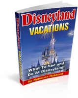 Disneyland Vacations Private Label Rights
