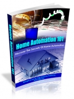 Home Automation 101 Private Label Rights