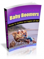 Ultimate Resource For Baby Boomers Private Label Rights
