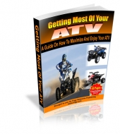 Getting Most Of Your ATV Private Label Rights