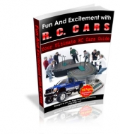 Fun And Excitement With R.C. Cars Private Label Rights