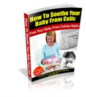 How To Soothe Your Baby From Colic Private Label Rights