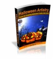 Halloween Artistry Private Label Rights
