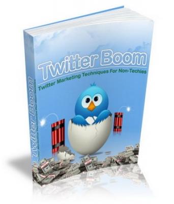 Twitter Boom