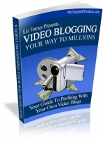 Video Blogging Your Way To Millions Private Label Rights