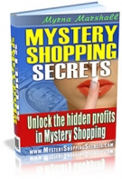 Mystery Shopping Secrets Private Label Rights