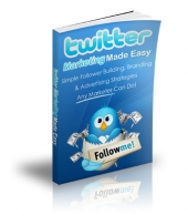 Twitter Marketing Make Easy Private Label Rights