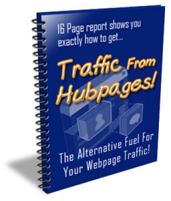 Traffic From Hubpages!