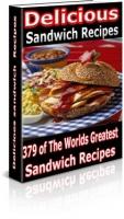 Delicious Sandwiches Recipes Private Label Rights