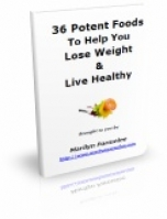 36 Potent Foods To Help You Lose Weight & Live Healthy Private Label Rights