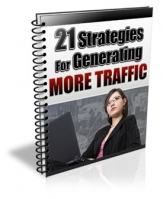 21 Strategies For Generating More Traffic Private Label Rights