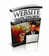 Website Traffic Explosion Private Label Rights