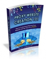 Proxy Website Creation 101 Private Label Rights