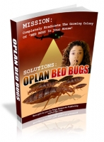 Oplan Bed Bugs Private Label Rights