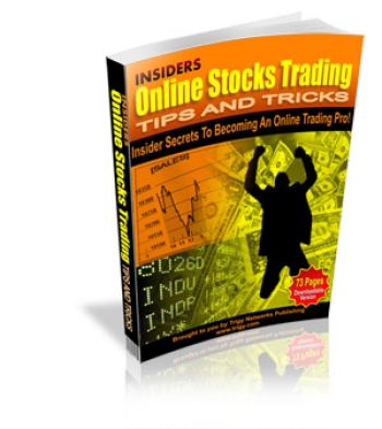 Insiders Online Stocks Trading Tips And Tricks