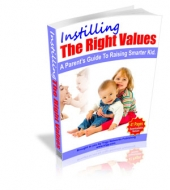 Instilling The Right Values Private Label Rights