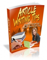 Article Writing Tips Private Label Rights