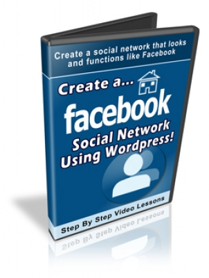 Create A Facebook Social Network Using Wordpress